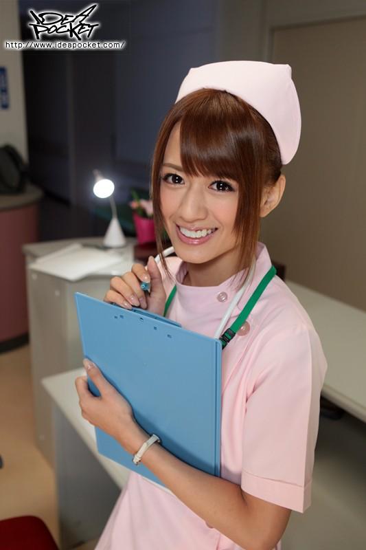 おもらし清純ナースの失禁看護 希島あいり の画像12