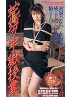 「女教師 蛇縛の牢獄授業」のパッケージ画像