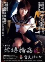 女子校生 蛇縛輪姦11 ダウンロード
