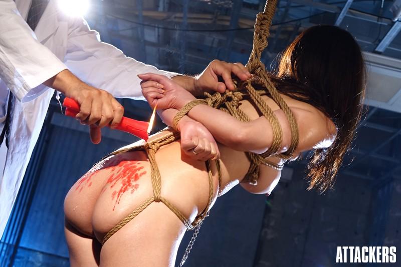 緊縛女体遊戯 一条綺美香 画像10
