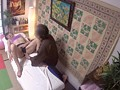 [JJPP-041] 更年期障害解消のために熟女が足繁く通うオリジナルヨガ教室のセクハラレッスン盗撮投稿4