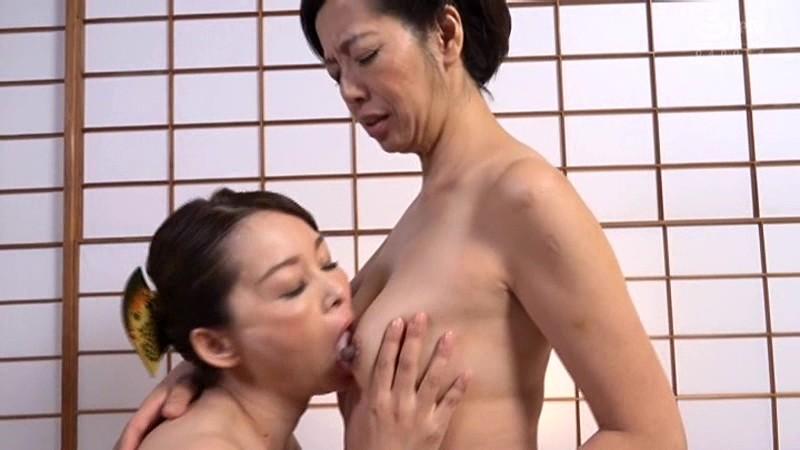 熟女レズ 老舗旅館の二枚貝 紅月ひかり 筒美かえで の画像7