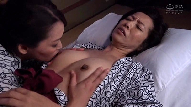 熟女レズ 老舗旅館の二枚貝 紅月ひかり 筒美かえで の画像14