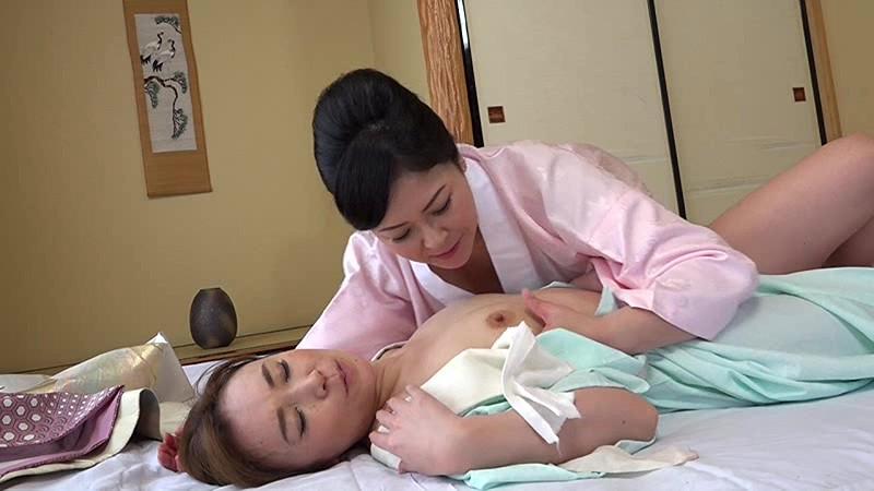 熟女レズ ヨガ教室のレズ責め課外授業 八木あずさ 笹川梓 の画像19