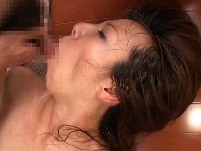 愛する夫の目の前で… ~美人妻アナル凌辱~ 高坂保奈美 の画像11