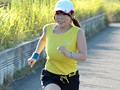 (恵けい ムービー)ジョギング・ミセス2