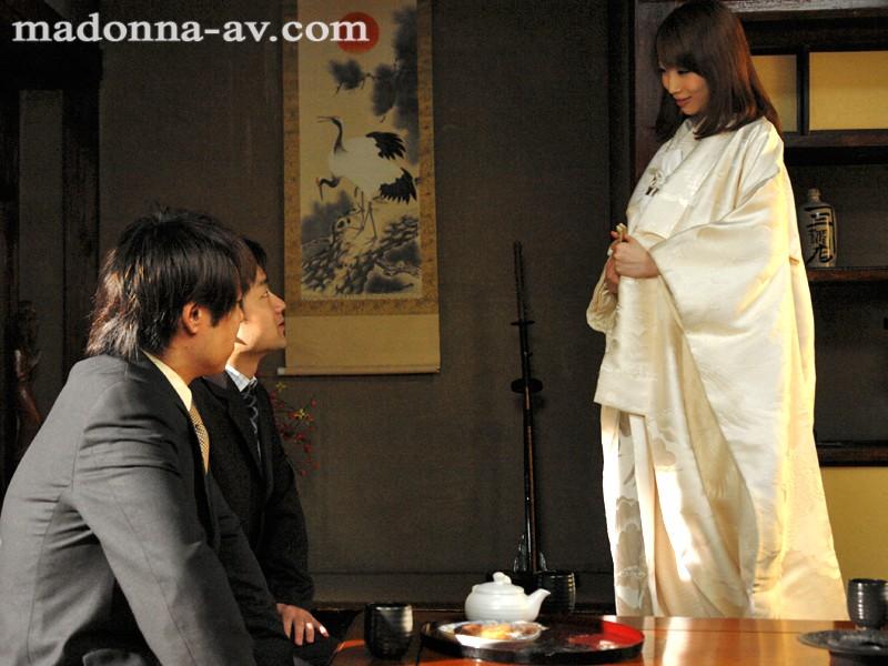恩師と花嫁 ~汚された白無垢の教え子~ 希咲あや の画像8