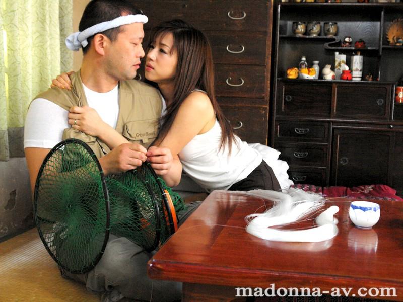 生々しい夫婦の性交 水元ゆうな の画像1
