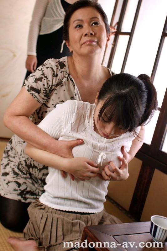 嫁姑レズ調教 ~姑に葬り去られた新妻の平穏な日々~ 羽月希 岩崎千鶴 の画像2