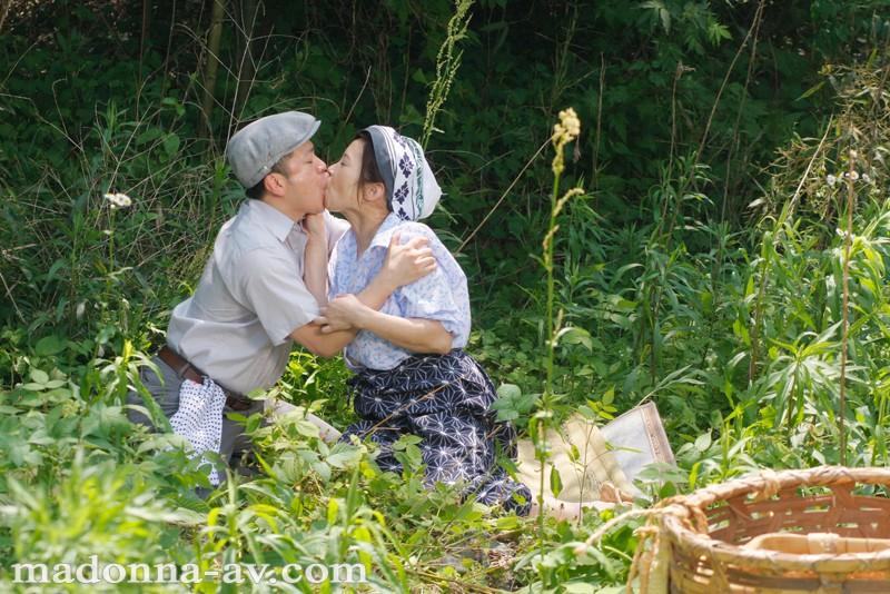 近親相姦 昭和 かあちゃん ~あの夏のおもひで~ 暮町ゆうこ の画像1