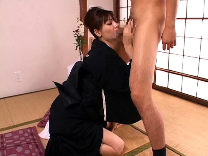 エロい美熟女の巨尻誘惑 堀口奈津美 の画像8