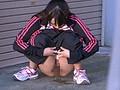 恥ずかしい失禁 羞恥で溢れだす女子陸上選手の泉 桜咲ひな