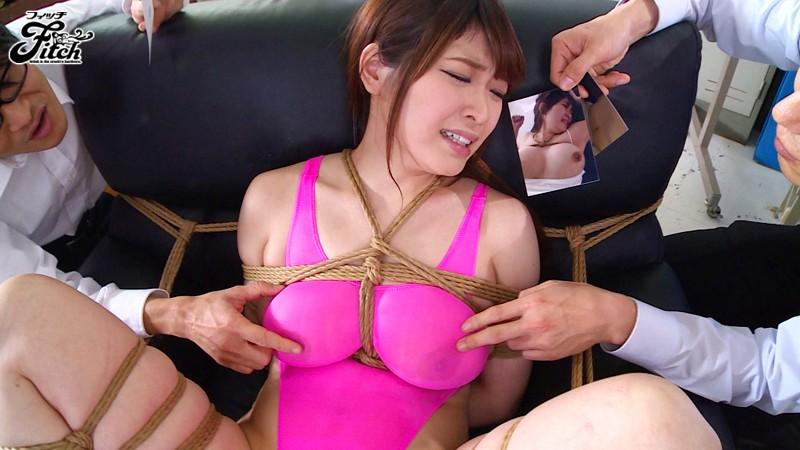 女教師緊縛奴隷~屈辱と快楽に悶える麻縄実習~ 井上瞳 の画像4