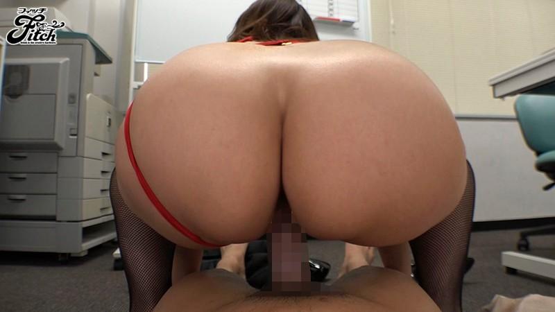 豊満ハミ出しボディで誘惑するムチコス痴女の下品なマラ喰い KAORI の画像8