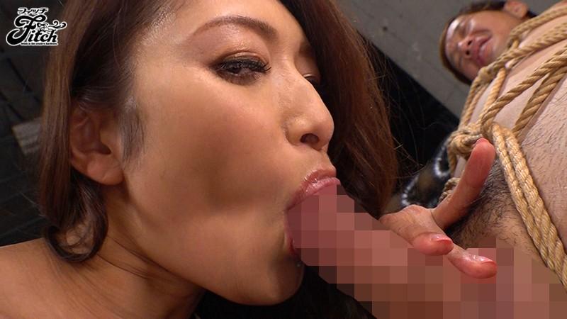催眠淫語カウンセラー 絶対拘束で自由を奪われ無理やり強制射精 小早川怜子 の画像2