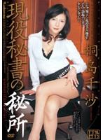 現役秘書の秘所 桐島千沙