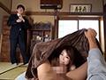 【VR】久々に再会した親戚のつばさ姉さんに「昔みたいに一緒の布団で寝る?」と誘われこっそり布団の中で汗だく密着ピストン性交VR 八乃つばさ 画像6