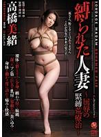 縛られた人妻 〜屈辱の緊縛荒療治〜 高橋美緒