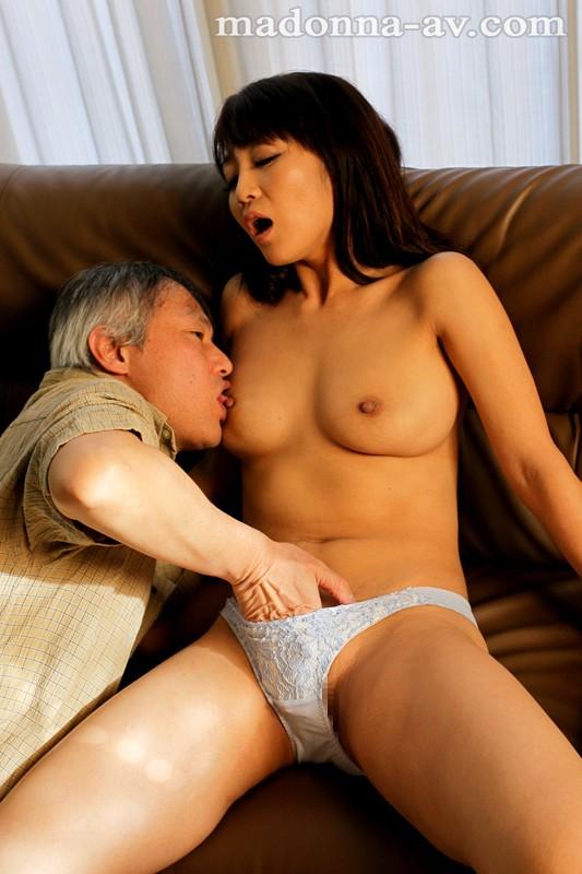 禁親相姦 ~義父と嫁の甘い秘め事~ 大島優香 の画像7