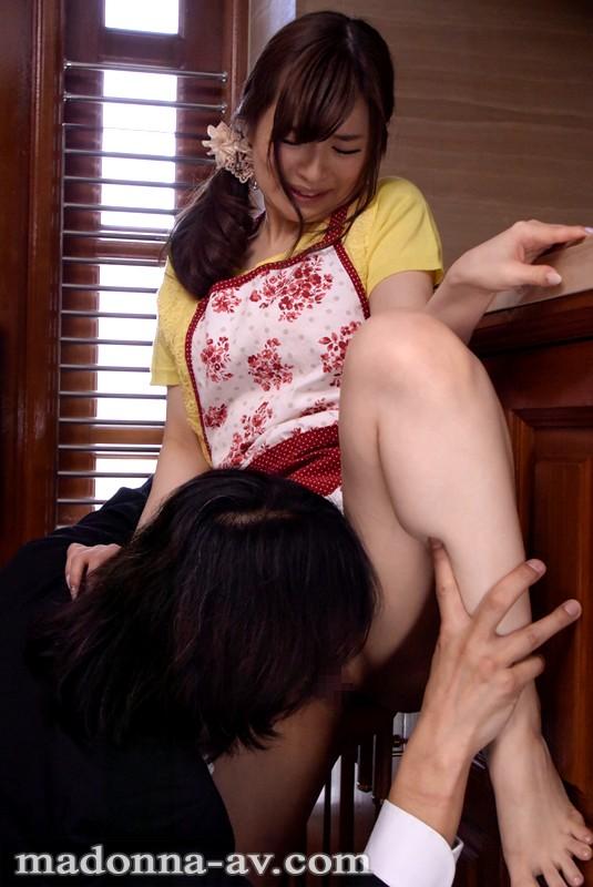 夫の上司に犯され続けて7日目、私は理性を失った…。 新山沙弥 の画像8