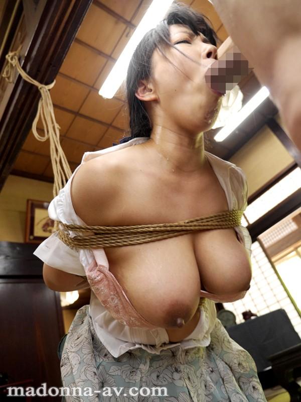 義父に縛られた美嫁 三喜本のぞみ の画像3