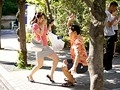 [JUY-040] 歩きスマホの代償 DQNの携帯を壊してレアキャラが出るまで言いなりにされた人妻 羽田璃子
