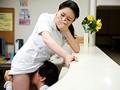 三浦恵理子入院先で働く叔母に我慢できず勃起チ○ポの性処理をお願いしたらこっそり世話をしてくれて…。 三浦恵理子画像6