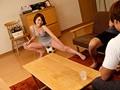 [JUY-358] 「だ、駄目です…旦那さんが起きちゃいますっ!!」 デカ尻奥さんの声押し殺しスリリング騎乗位 竹内麻耶