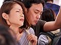 [JUY-586] 人妻女教師痴漢電車 ~恥辱の通勤猥褻に溺れて~ 友田真希