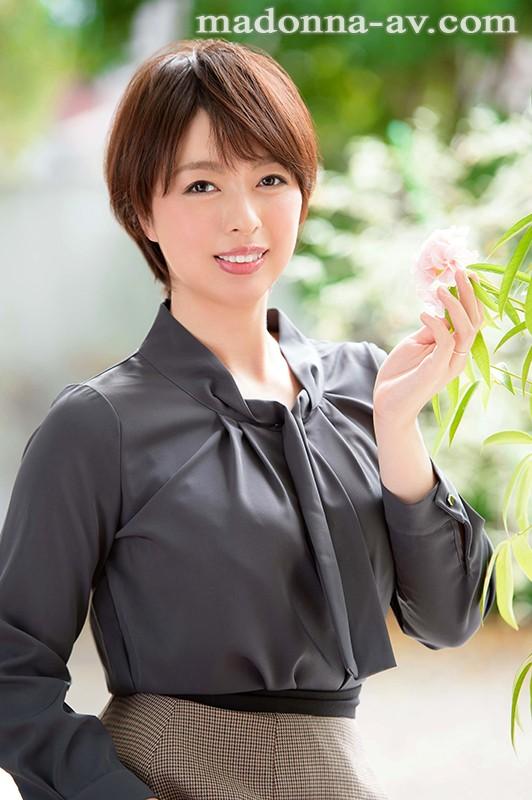 遅咲きの人妻 大竹柚季 38歳 AVDebut!! 画像10枚
