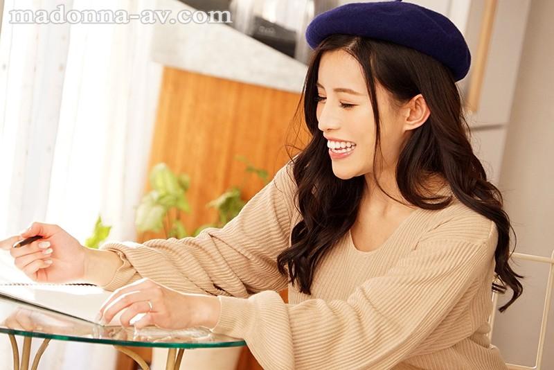 『作品名:美大卒の人妻 永井マリア 28歳』のサンプル画像です