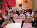 kawaii*×kira☆kira×E-BODY3メーカー連動コラボ作品第3弾!キラカワ☆E学園 エッチに弾けちゃうぞkawaii*大乱交 サンプル画像3