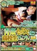 都内 北○公園 青姦セックスで性器を触りあう○校生カップル盗撮 ダウンロード