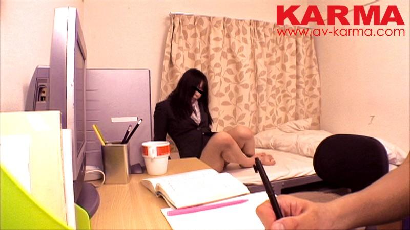 KAR-326磁力_家庭教師に媚薬を飲ませたら…悶々羞恥オナ_素人