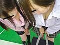 東京美少女盗撮 フリーマーケット胸チラパンチラ天国 5
