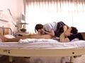 都内某病院病室盗撮 女子校生お見舞いセックス 3