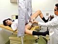 悪徳エロ医師盗撮 白目を剥いてびくんびくん痙攣しながらイキまくる女子校生わいせつ産婦人科検診 4