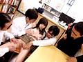 図書館内で同級生に犯される女子校生 「先生!助けて!」 7