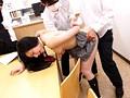 図書館内で同級生に犯される女子校生 「先生!助けて!」 8