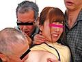 【戸田ほのか】衝撃動画!絶倫クソ爺ィたちに寝取られ犯された美人妻介護職員画像5