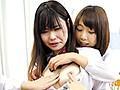東京都女子校内撮影 じゃれ合いおふざけエ...のサンプル画像 5
