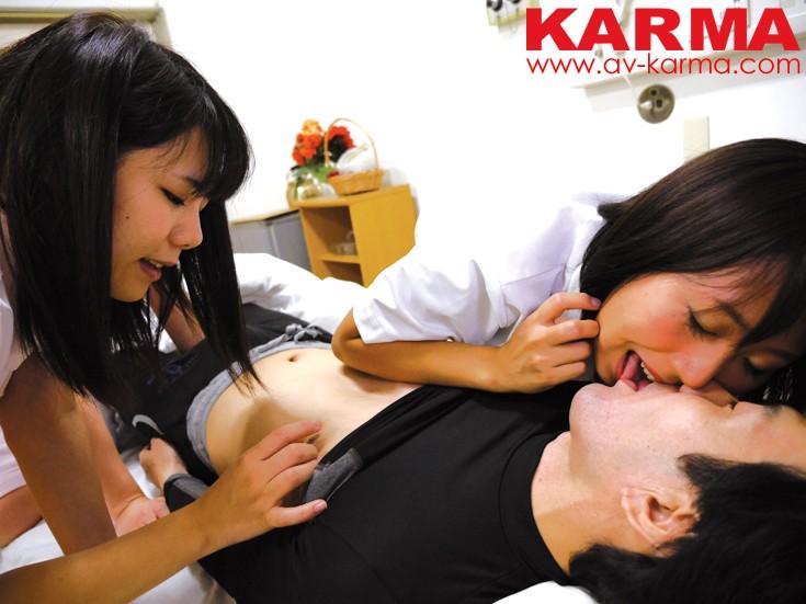 とある病院に入院することになった!そしたら看護師さんが 性欲旺盛!巨乳超ヤリマン女子ばっかりでとんでもなくエロいことになった件 の画像5