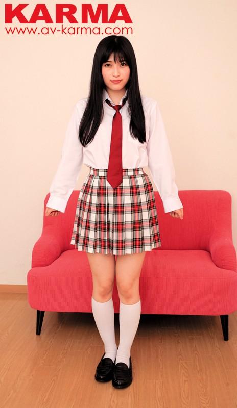 制服美少女 全身女体観察 の画像2