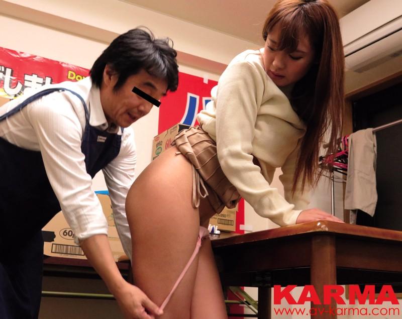 関東圏スーパーマーケット悪徳エロ店長撮影 万引き人妻 中出し折檻ビデオ の画像7