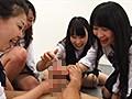 [KAR-974] 制服美少女たちにおちんちんで遊んでもらっちゃいました!