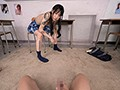 【VR】学生時代、僕をパシリにした全身タトゥーの元ヤンがイメクラ嬢に転落 過去の愚行をネタに脅し本番強要!苦悶の表情を嘲笑う完全服従リベンジVR 水森翠 画像8