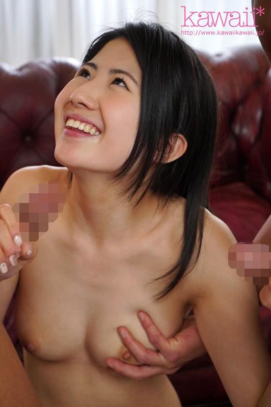 美少女発掘!!現役美大生kawaii*専属AVデビュー!! 桐羽亜実