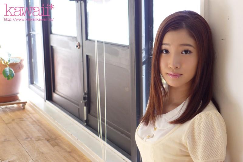 超ビンカン乳首さわやか美少女AVデビュー 篠宮玲奈