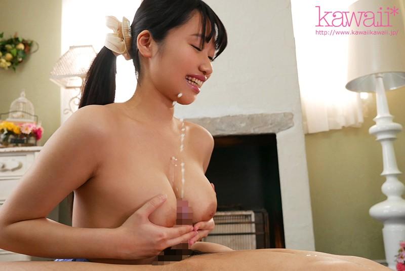 Fカップ現役女子大生 エロス開花 kawaii*新人デビュー 高梨ゆあ 画像10枚