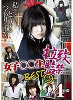 「女子○○生 拉致監禁BEST 2」のパッケージ画像